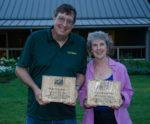 Brad Brummond and Linda Kleinschmit