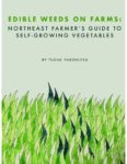 Cover for Edible Weeds on Farms guide