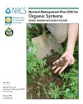 Nutrient Management in Organic Systems--Idaho Implementation Guide Cover