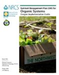 Nutrient Management in Organic Systems--Oregon Implementation Guide Cover