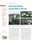 Profitable Poultry bulletin